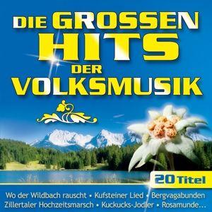 Die Grossen Hits Der Volksmusi, Various