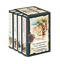 Die großen Klassiker der Abenteuerliteratur, 4 Bde. - Produktdetailbild 1