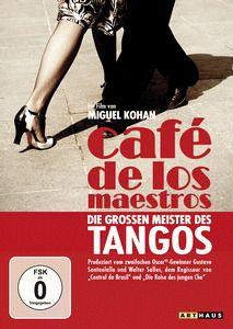 Die grossen Meister des Tangos, DVD, Miguel Kohan, Gustavo Santaolalla