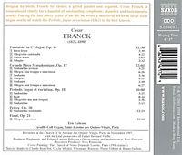 Die großen Orgelwerke Vol. 1 ( Cavaillé-Coll-Orgel in Saint-Antoine des Quinze-Vingts, Paris) - Produktdetailbild 1
