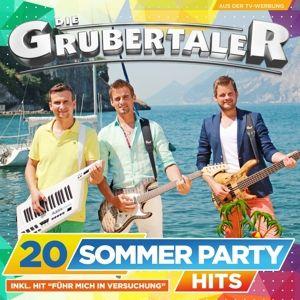 DIE GRUBERTALER - 20 Sommer Party Hits, Die Grubertaler