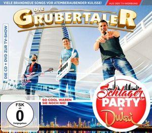 DIE GRUBERTALER - Schlagerparty in Dubai, Die Grubertaler