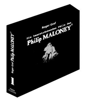 Die haarsträubenden Fälle des Philip Maloney - Box 1, Hörbuch, Roger Graf