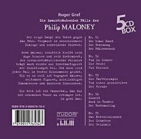 Die haarsträubenden Fälle des Philip Maloney - Box 11, Hörbuch - Produktdetailbild 1
