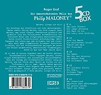 Die haarsträubenden Fälle des Philip Maloney - Box 4, Hörbuch - Produktdetailbild 1