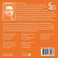 Die haarsträubenden Fälle des Philip Maloney - Box 5, Hörbuch - Produktdetailbild 1