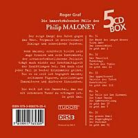 Die haarsträubenden Fälle des Philip Maloney - Box 7, Hörbuch - Produktdetailbild 1