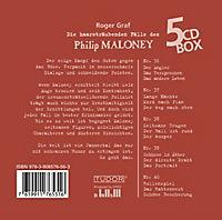 Die haarsträubenden Fälle des Philip Maloney - Box 8, Hörbuch - Produktdetailbild 1
