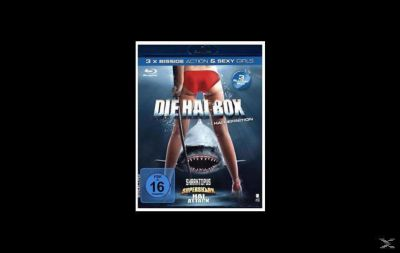 Die Hai Box Bluray Box