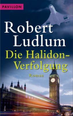 Die Halidon-Verfolgung, Robert Ludlum