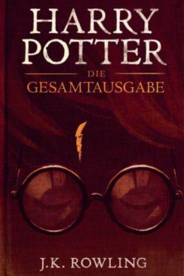 Die Harry-Potter-Buchreihe: Harry Potter: Die Gesamtausgabe (1-7), J.K. Rowling