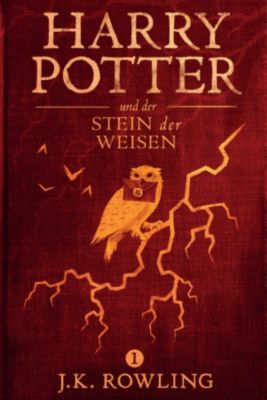 Die Harry-Potter-Buchreihe: Harry Potter und der Stein der Weisen, J.K. Rowling