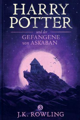 Die Harry-Potter-Buchreihe: Harry Potter und der Gefangene von Askaban, J.K. Rowling