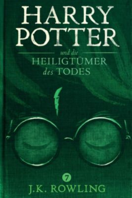 Die Harry-Potter-Buchreihe: Harry Potter und die Heiligtümer des Todes, J.K. Rowling