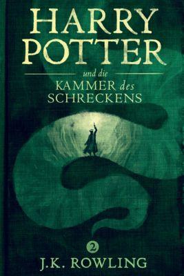 Die Harry-Potter-Buchreihe: Harry Potter und die Kammer des Schreckens, J.K. Rowling