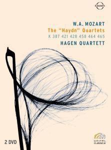Die Haydn-Quartette, Hagen Quartett