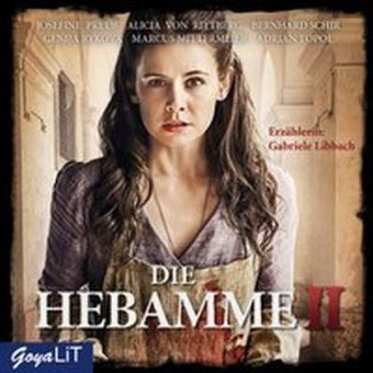 Die Hebamme, Audio-CD