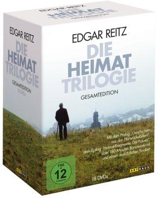 Die Heimat Trilogie - Gesamtedition, Edgar Reitz, Peter F. Steinbach, Thomas Brussig