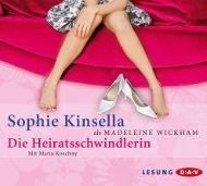Die Heiratsschwindlerin, 4 Audio-CDs, Sophie Kinsella