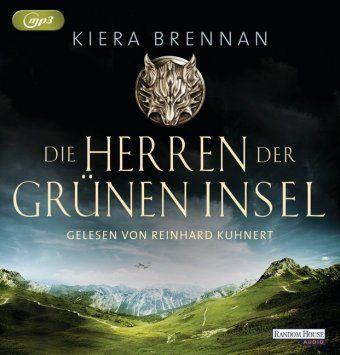 Die Herren der Grünen Insel, 3 MP3-CDs, Kiera Brennan