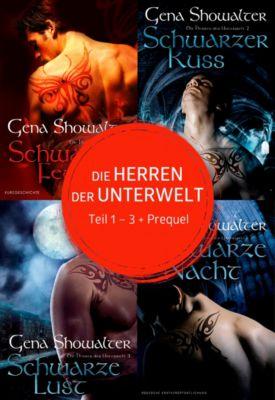 Die Herren der Unterwelt -  Teil 1-3 + Prequel, Gena Showalter