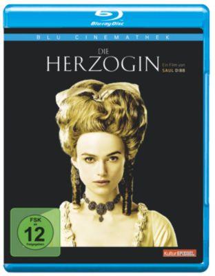 Die Herzogin - Blu Cinemathek, Jeffrey Hatcher, Anders Thomas Jensen, Saul Dibb
