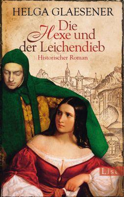 Die Hexe und der Leichendieb - Helga Glaesener pdf epub