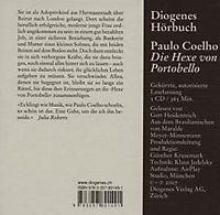 Die Hexe von Portobello, 5 Audio-CDs - Produktdetailbild 1