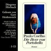 Die Hexe von Portobello, 5 Audio-CDs, Paulo Coelho