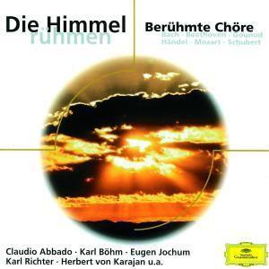 Die Himmel rühmen, Karajan, Böhm, Bp, Wsy, Lso, Rsob