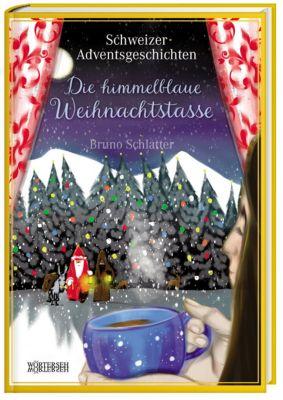 Die himmelblaue Weihnachtstasse, Bruno Schlatter-Gomez