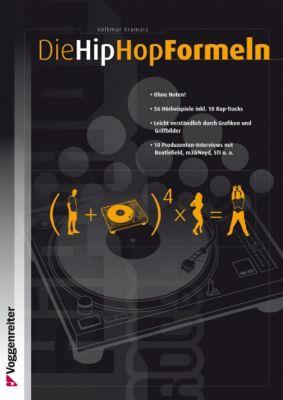Die HipHopFormeln, m. Audio-CD, Volkmar Kramarz