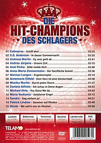 Die Hit Champions des Schlagers Vol.2 - Produktdetailbild 1