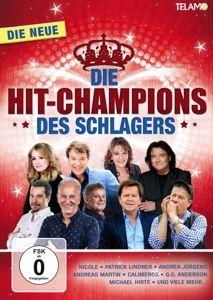 Die Hit Champions des Schlagers Vol.2, Diverse Interpreten