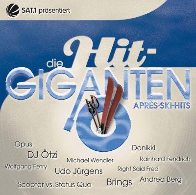 Die Hit-Giganten - Après Ski Hits, Diverse Interpreten