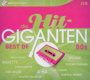Die Hit-Giganten - Best Of 80's, Diverse Interpreten