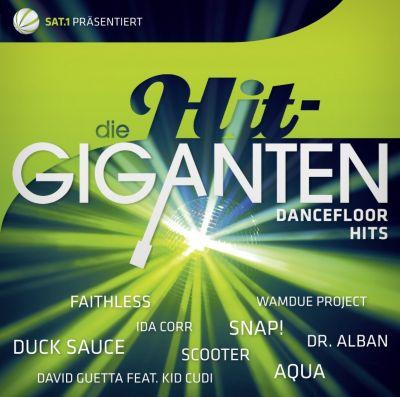 Die Hit-Giganten - Dancefloor Hits, Diverse Interpreten