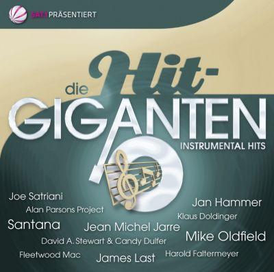 Die Hit-Giganten - Instrumental Hits, Diverse Interpreten