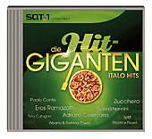 Die Hit-Giganten - Italo Hits, Diverse Interpreten