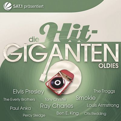 Die Hit-Giganten - Oldies, Diverse Interpreten