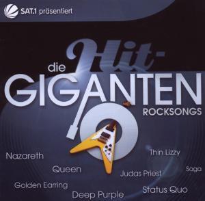 Die Hit-Giganten - Rocksongs, Diverse Interpreten
