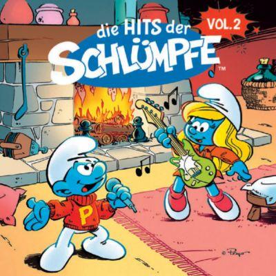 Die Hits der Schlümpfe Vol. 2, Die Schlümpfe