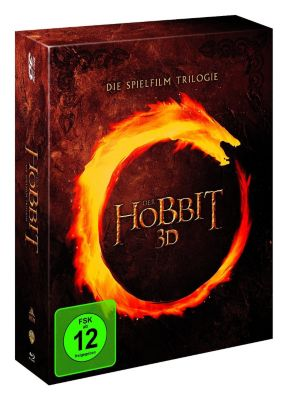 Die Hobbit Trilogie - 3D-Version