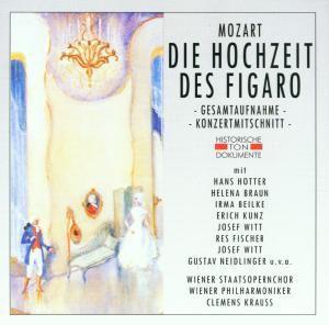 Die Hochzeit Des Figaro (Ga), Chor Der Wiener Staatsoper