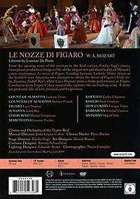 Die Hochzeit Des Figaro (Teatro Real 2009) - Produktdetailbild 1