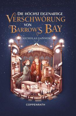 Die höchst eigenartige Verschwörung von Barrow's Bay, Nicholas Gannon