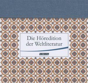 Die Höredition der Weltliteratur, 10 MP3-CDs, Johann W. von Goethe, Edgar Allan Poe, Charles Dickens