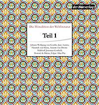 Die Höredition der Weltliteratur, 10 MP3-CDs - Produktdetailbild 4