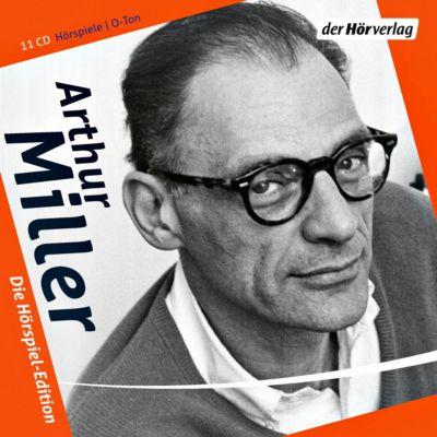 Die Hörspiel-Edition, 11 Audio-CDs, Arthur Miller