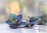 Die Hortensie und ihre vielen Gesichter (Tischkalender 2019 DIN A5 quer) - Produktdetailbild 8